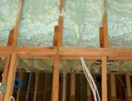 Should You be Concerned about Spray Foam Insulation?