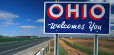 Ohio welcomes you sign