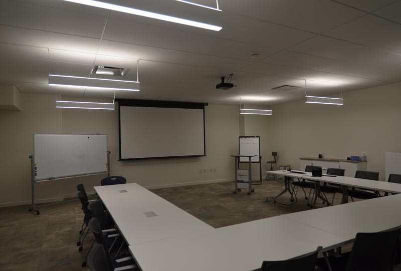 Conference and meeting room