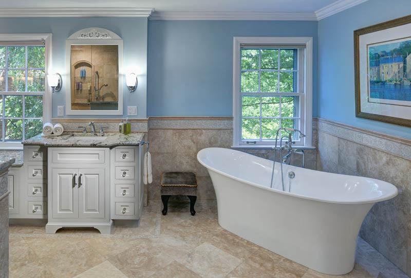 project details - Shaker Bathroom 2015