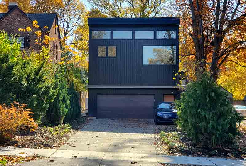 Darling House – Cleveland Heights Modern